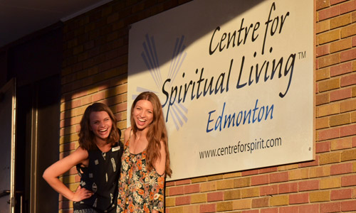 Centre for Spiritual Living, Edmonton