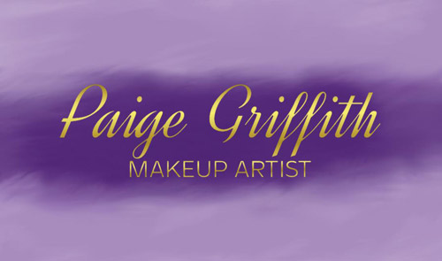 Paige Griffith Makeup Artist