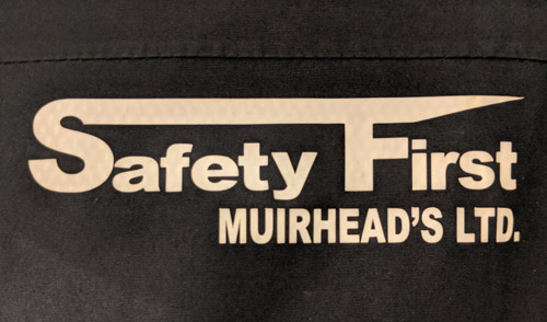 Safety First Muirheads LTD