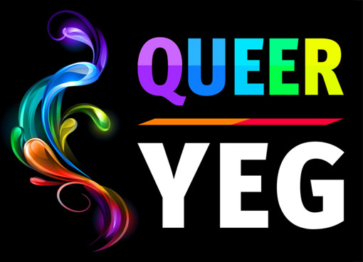Logo for Queer YEG